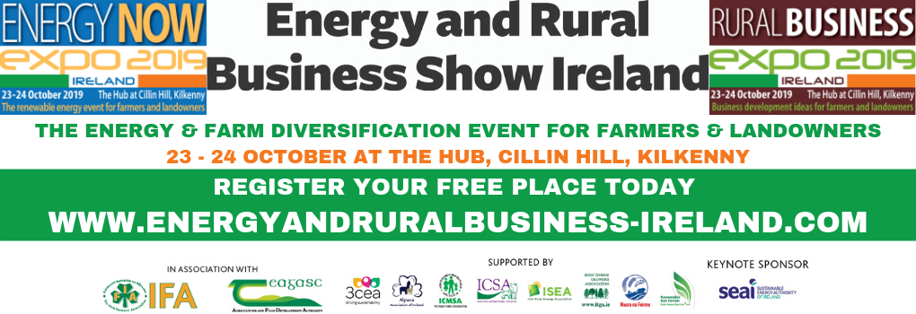 Energy and Rural Business Show Ireland