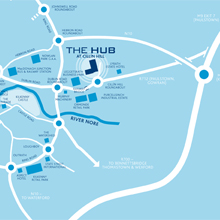 map the hub kilkenny
